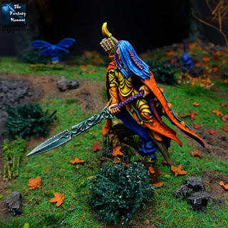 Wood Elves Highborn Wanderers Waystrider