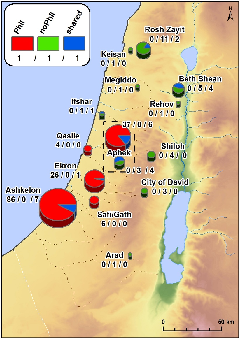 Philistines brought opium, cumin and sycamore to Israel ...