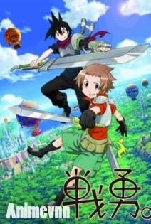 Senyuu - Anime Senyu 2013 Poster