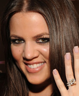 khloe kardashian engagement wedding ring - Khloe Kardashian Wedding Ring