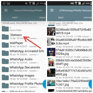 Whatsapp merupakan aplikasi chatting terpopuler dan terkaya yang digunakan di indonesia 2 Cara Download Video di Status WhatsApp