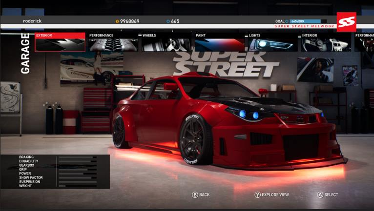 Super Street The Game PC Full Español