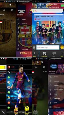BBM MOD Barcelona Versi Terbaru 3.0.0.18 .apk