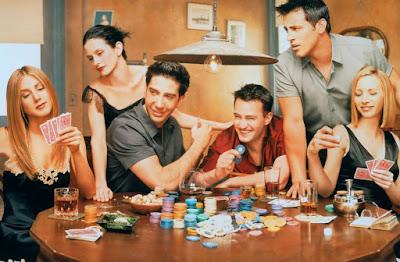Serie. Friends.