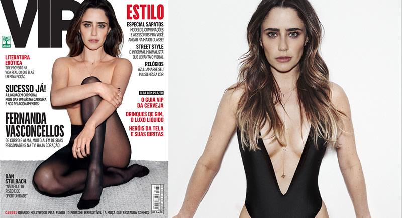 Revista VIP Agosto – Fernanda Vasconcellos