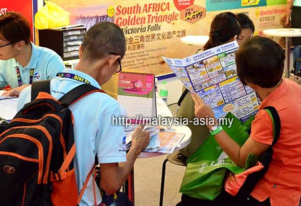 Malaysia travel consumers