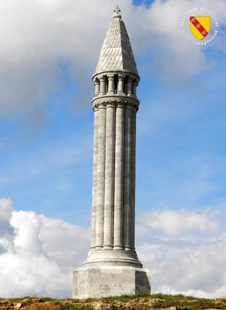 VAUDEMONT (54) - Monument Barrès (1927-1928)