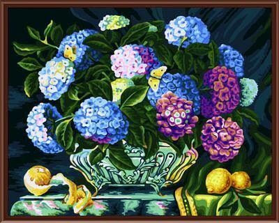 Tranh son dau so hoa o Ngoc Lam