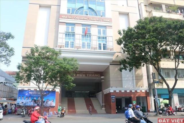 TPHCM xây nhà hát Trần Hữu Trang ảnh 2