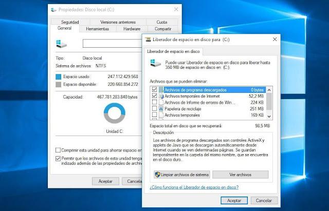 Cómo abrir archivos temporales de Internet