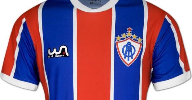 755553bea WA Sport divulga as novas camisas do Itabaiana - Show de Camisas