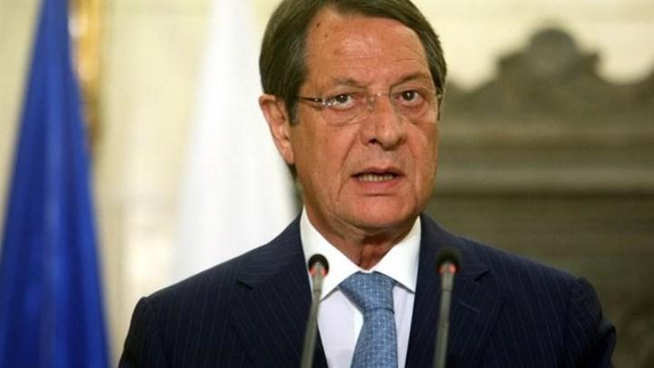 Αναστασιάδης: Η Κύπρος δεν πρέπει να ζήσει άλλο πόλεμο