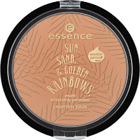sun. sand. & golden rainbows essence bronzer