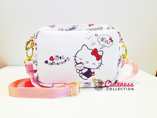 HELLO KITTY CHILDREN SLING BAG - CODE : HKCSB 05