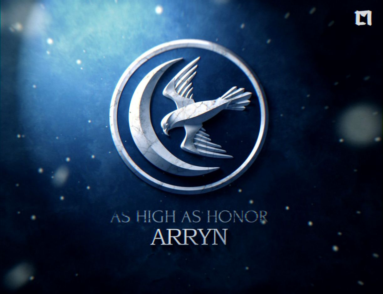 Game Of Thrones Wallpapers House Arryn Wallpapers Style