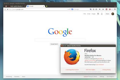 Cara Downgrade Firefox Di Ubuntu