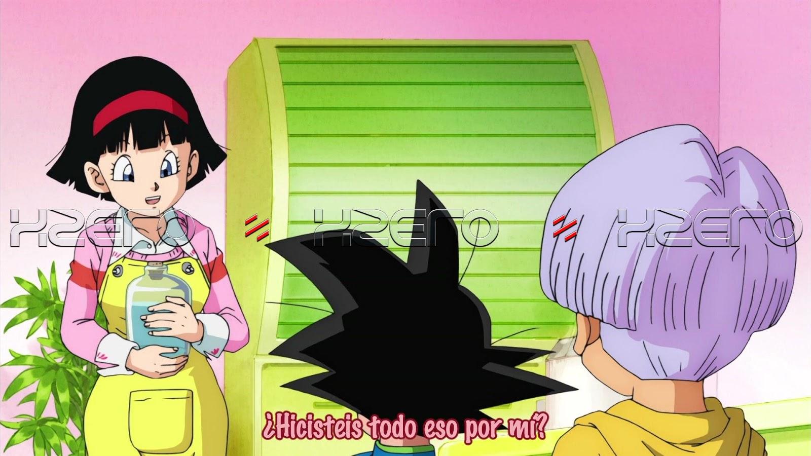 7 - Dragon Ball Super | Sub Español | BD + HD | Mega / 1fichier / Google