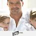 Hijos le preguntan a Ricky Martin ¿Por qué tienen dos papás?