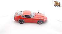 Nissan / Datsun 240Z Fairlady scale model