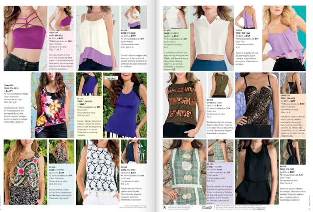 Catalogo Andrea outlet  ofertas temporada junio 2016