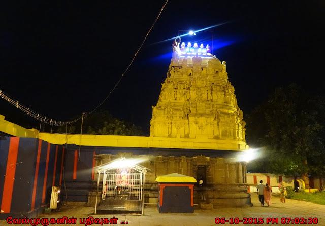 Polichalur Shiva Temple Near Pallavaram