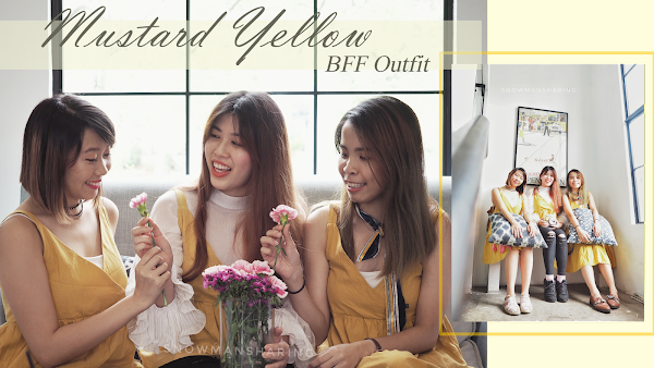 Yellow Mustard BFF Outfit with SWAGGERS #94