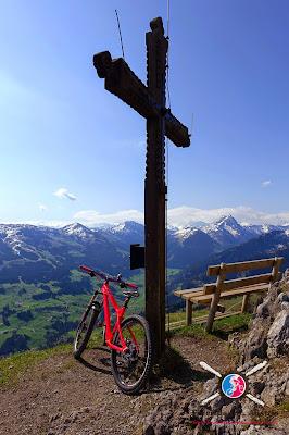 Bikebergsteigen Gaisberg