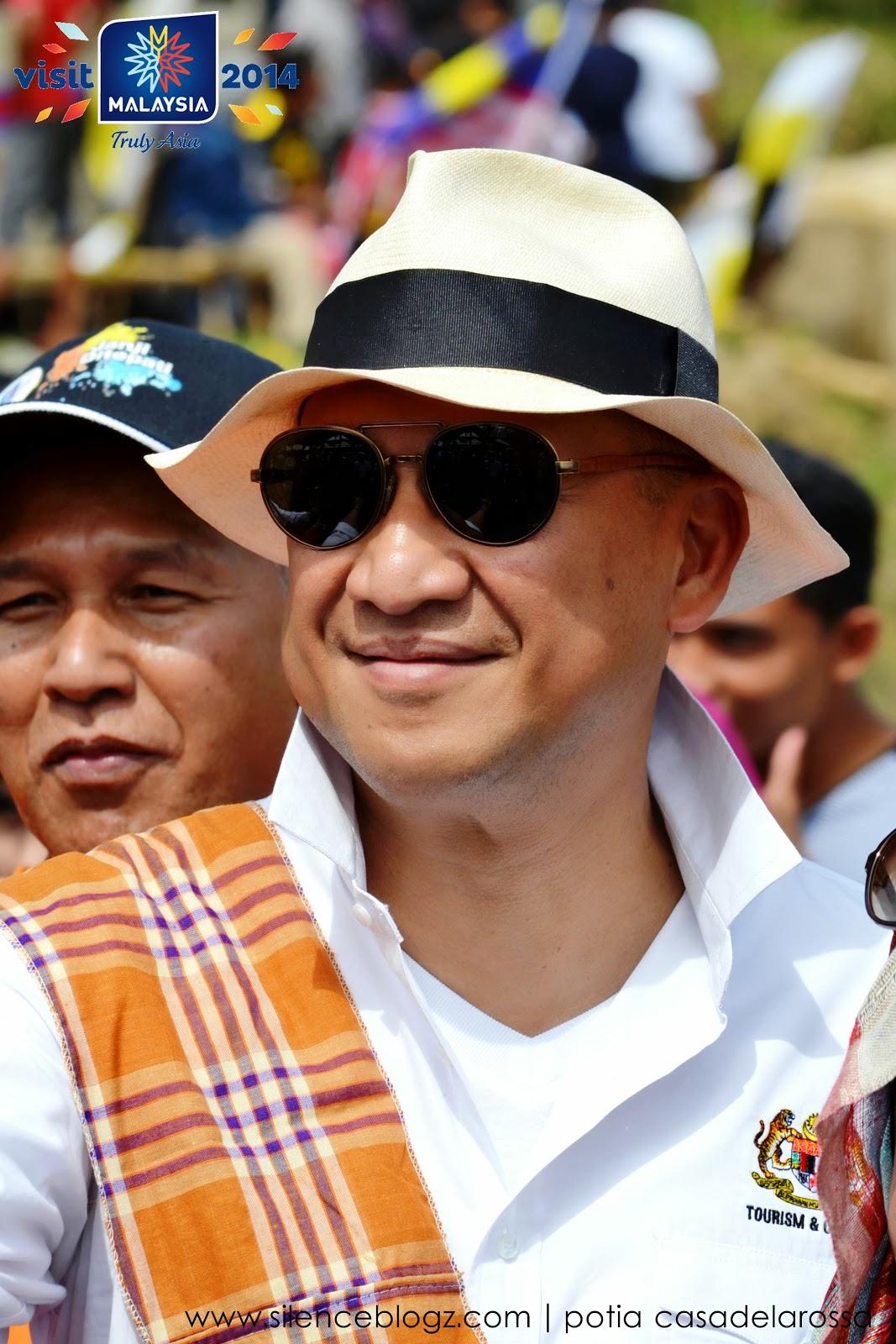 YB Dato' Seri Mohamed Nazri Abdul Aziz