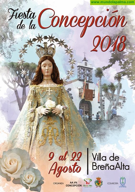 Breña Alta pone en marcha una nueva edición de la Fiesta de La Concepción