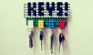 7 llavero lego geek