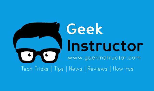 Geek Instructor Cover