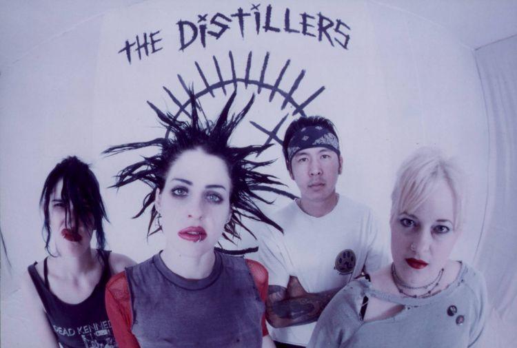 Brodydallemusic Com The Distillers