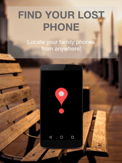 Track lost or stolen android phone with Find my Phone Android App