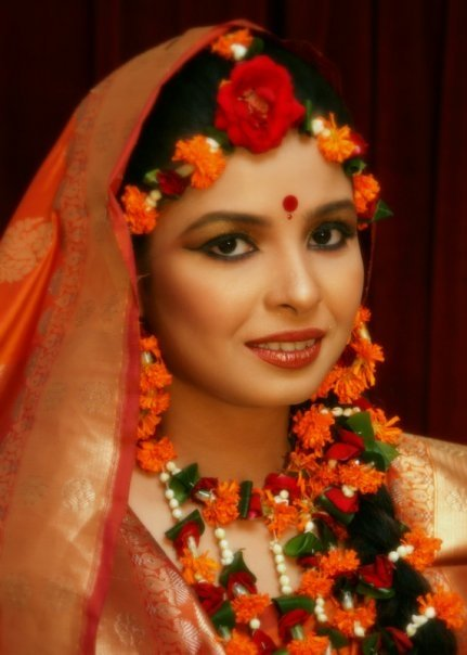 Bridal In Holud