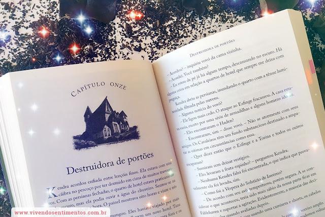 Fablehaven, Segredos do Santuário de Dragão - Livro 4