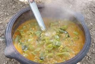 SNAKE GOURD RECIPE Cooking In My Village | VILLAGE FOOD