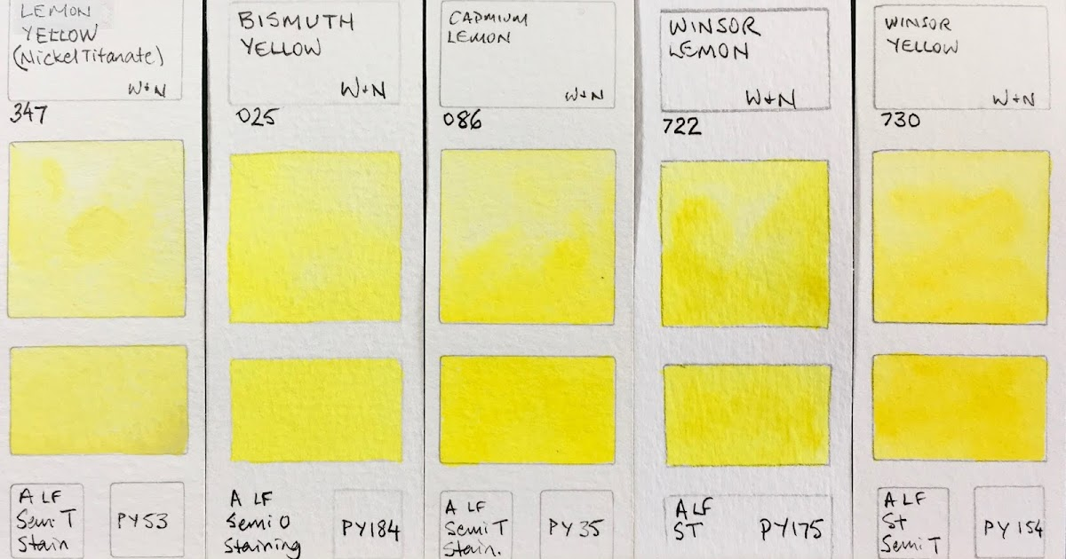 Jane Blundell Artist Winsor  Newton Watercolours - full range