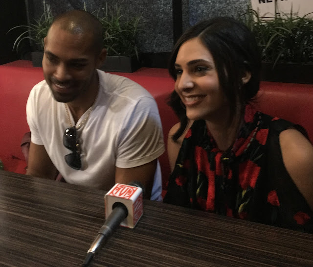 Video Interview: chatting with 'Days of our Lives' Camila Banus and Lamon Archey