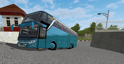 Bus Simulator Indonesia 3.0