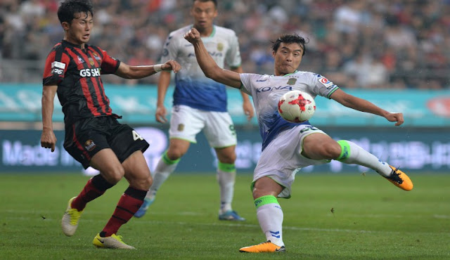 Lee Dong-gook put in a man of the match performance against FC Seoul last time out. Can he do the same against Incheon United on Wednesday evening
