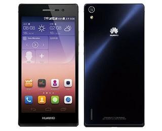 Harga Huawei Ascend P7 Sapphire Edition Terbaru