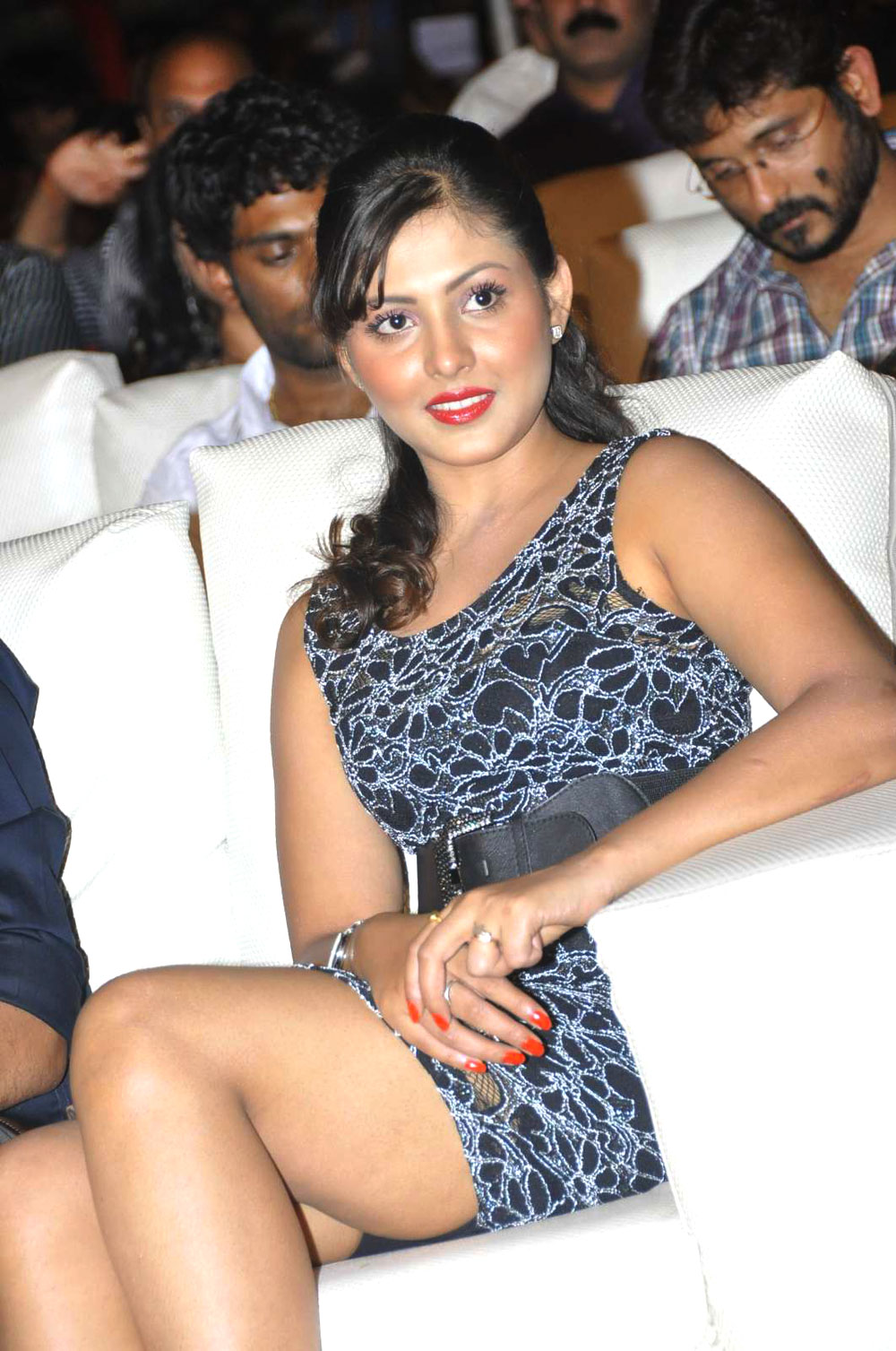 rosy chick sizzling hot Madhu shalini latest hot photos