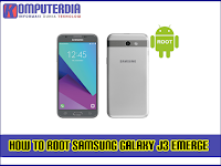 Cara Root dan Pasang TWRP di Samsung Galaxy J3 Emerge