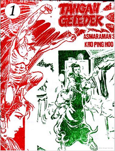 Serial Pendekar Budiman episode Tangan Gledek Karya Kho Ping Hoo