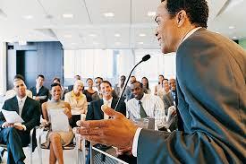 Cara Mendengarkan Isi Sambutan Yang Baik