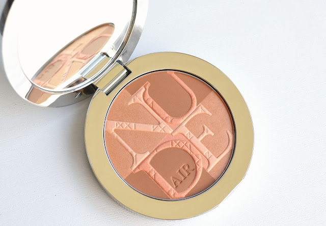 Dior Diorskin Nude Air Glow Powder Review Swatch