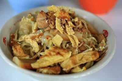 Kuliner Indonesia - Mie Siang Kie
