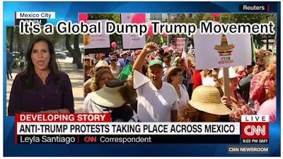 MEME: It's a Global Dump Trump Movement - gvan42 Gregory Vanderlaan
