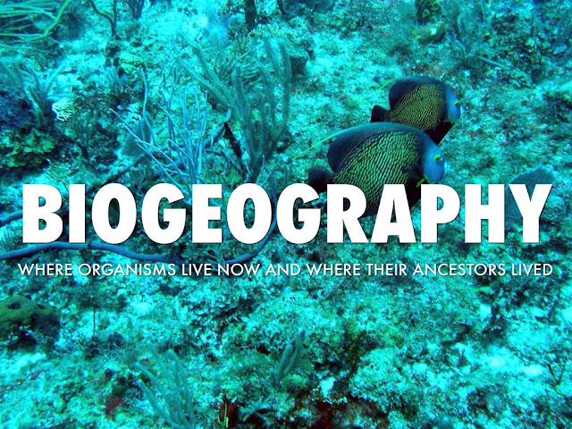 Bio-Geography for NET/SET (Set-1)