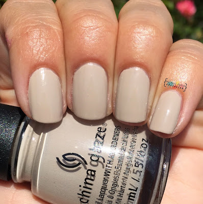 China Glaze What's She Dune?